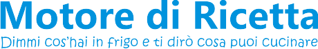 Logo Motore di Ricetta