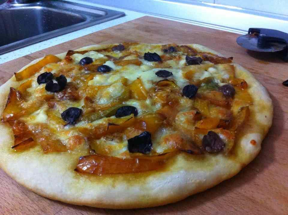 Ricetta: Pizza con peperoni