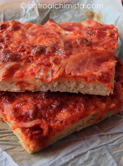 Ricetta: Impasto per Pizza con Bimby