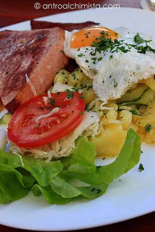 Ricetta: Leberkase ricetta tradizionale Bavarese