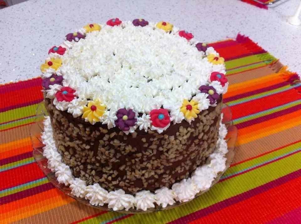 Ricetta: Devil's food cake