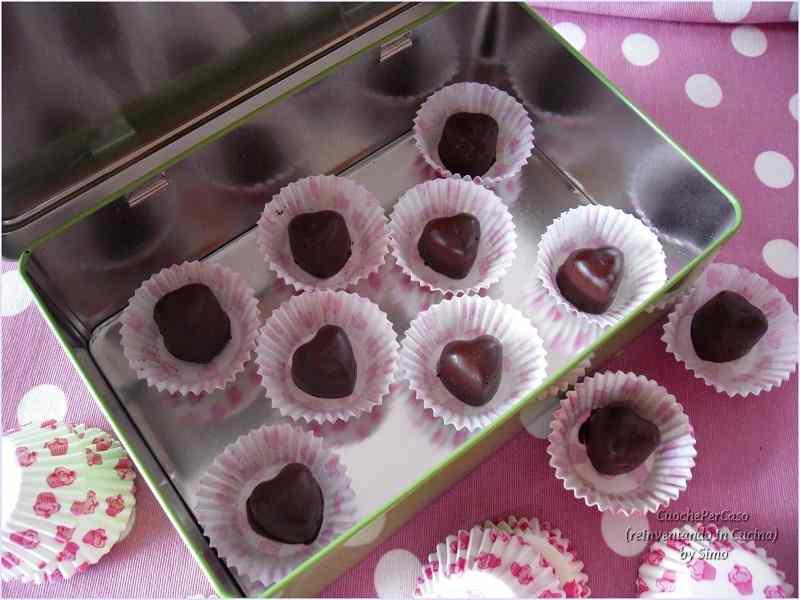 Ricetta: Cioccolatini al peperoncino