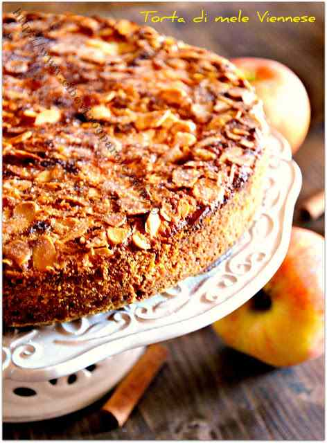 Ricetta: Torta di mele Viennese