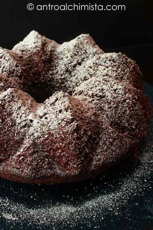 Ricetta: Ciambella 7 Vasetti al Cacao