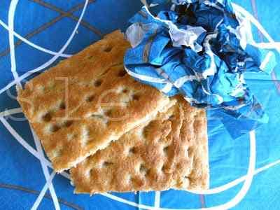 Ricetta: Focaccia integrale casalinga