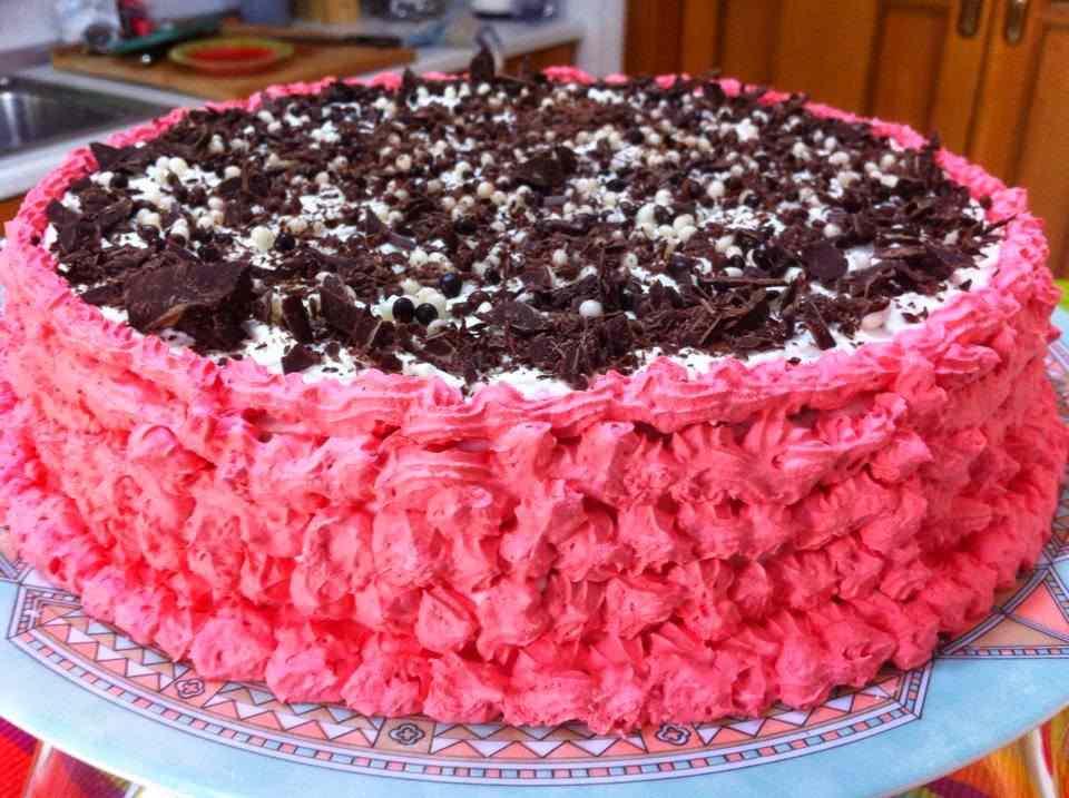 Ricetta: Torta Foresta Nera