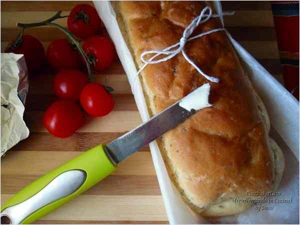Ricetta: Pane al rosmarino