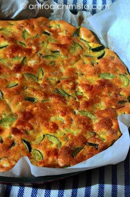 Ricetta: Frittata di Zucchine e Pancetta al Forno