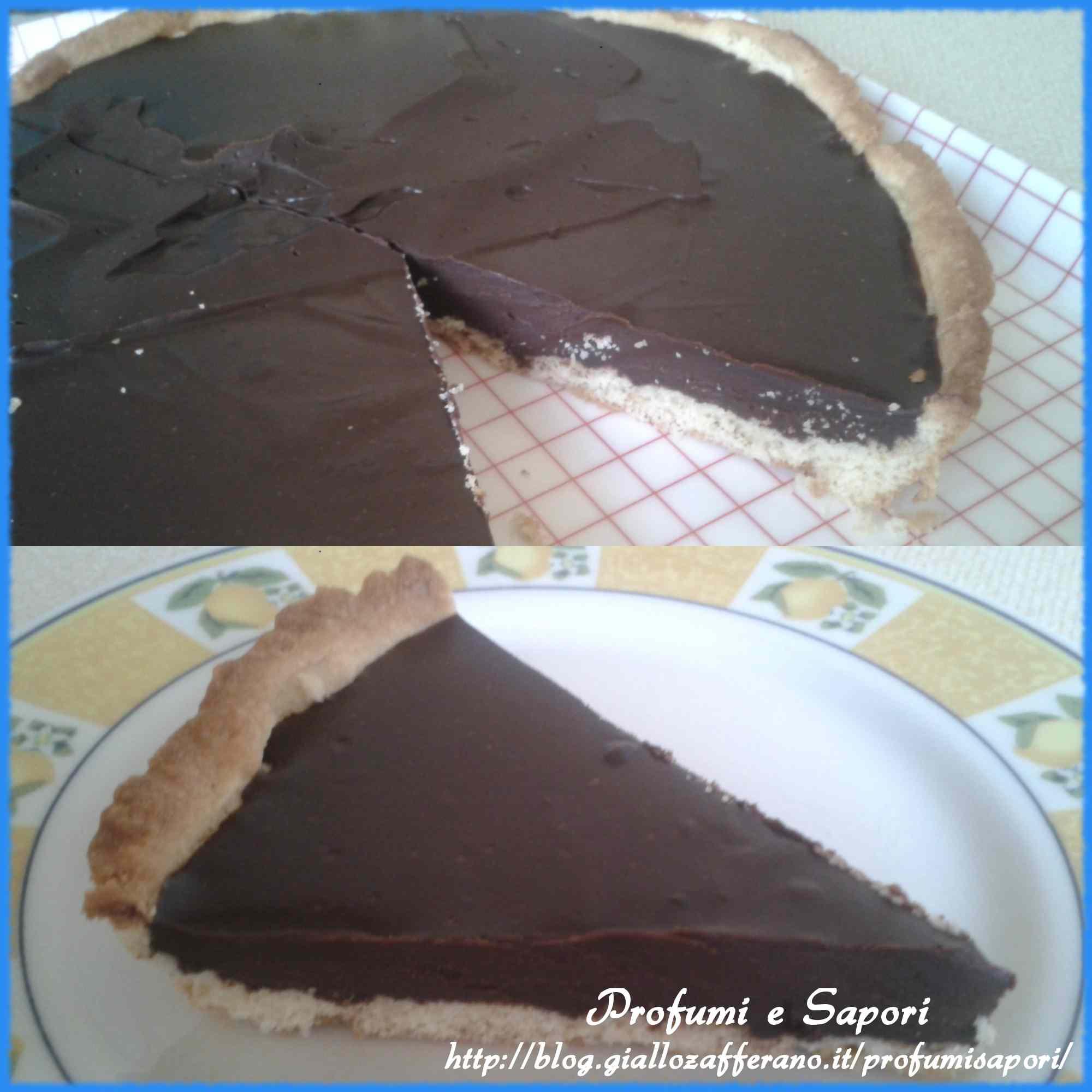 Ricetta: Torta cioccolato assoluto