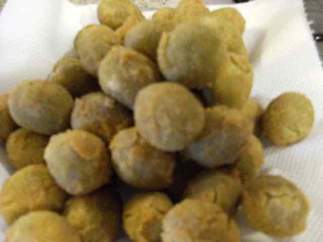 Ricetta: Le olive all'ascolana