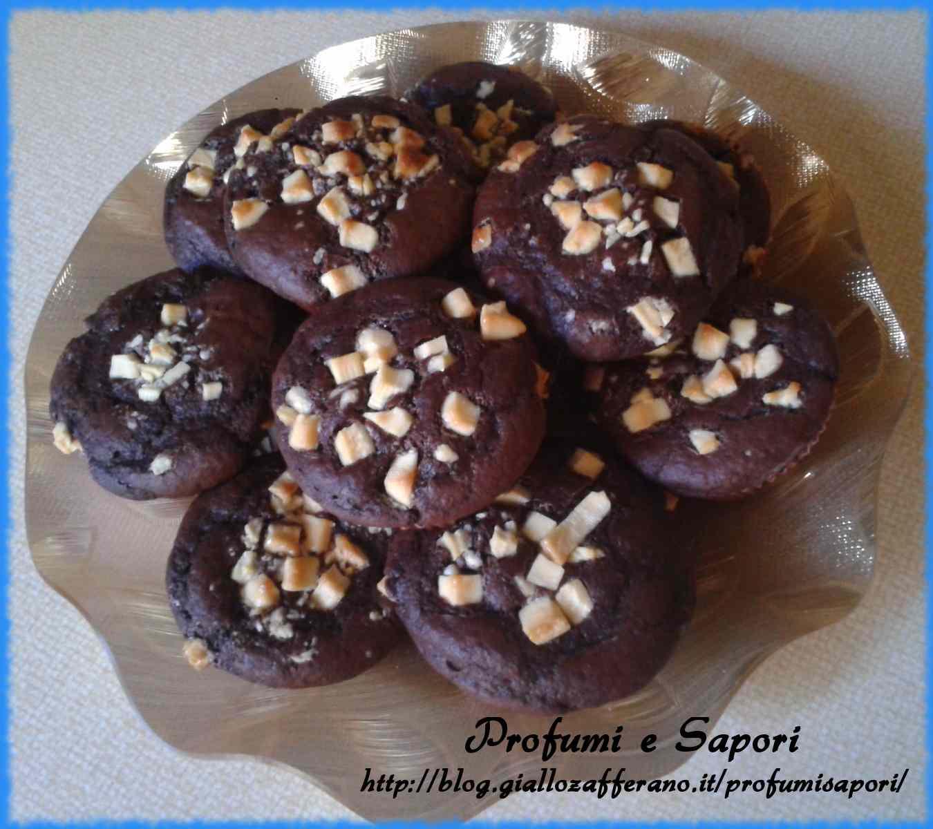 Ricetta: Muffin bicolore
