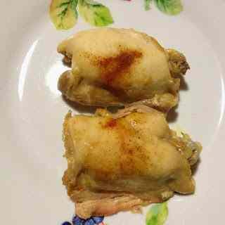Ricetta: Sovracosce di pollo al forno