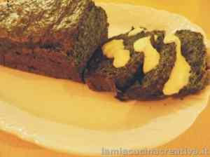 Plumcake salato al cavolo nero