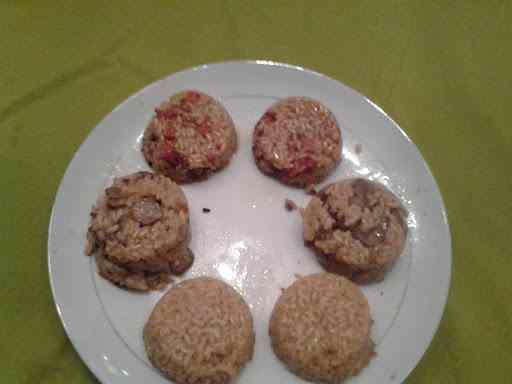 Ricetta: Mini timballi di riso