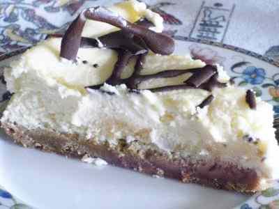 Ricetta: Cheese cake un anglosassone in famiglia