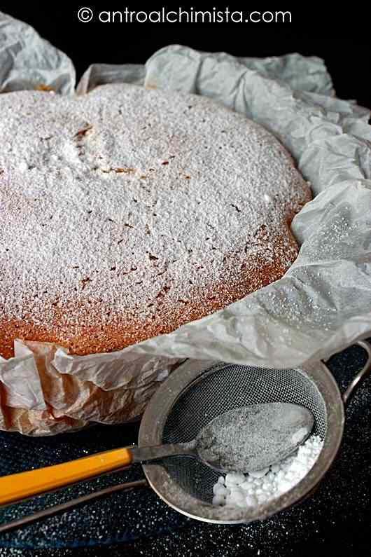 Ricetta: Torta al Latte Caldo Hot Milk Sponge Cake