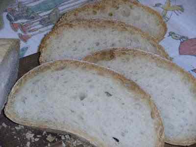 Ricetta: Il pane con la P di poolish