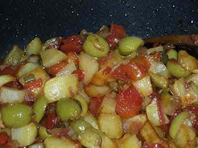 Non le solite verdure la caponata di patate