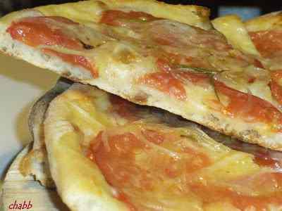 Ricetta: La lunga lievitazione equivale a una pizza da re