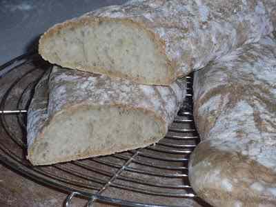 Ricetta: Un pane profumato, la ciabatta