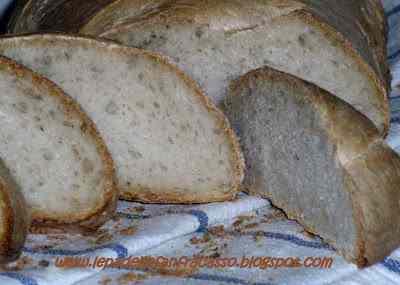 Ricetta: Il pane con il lievito madre