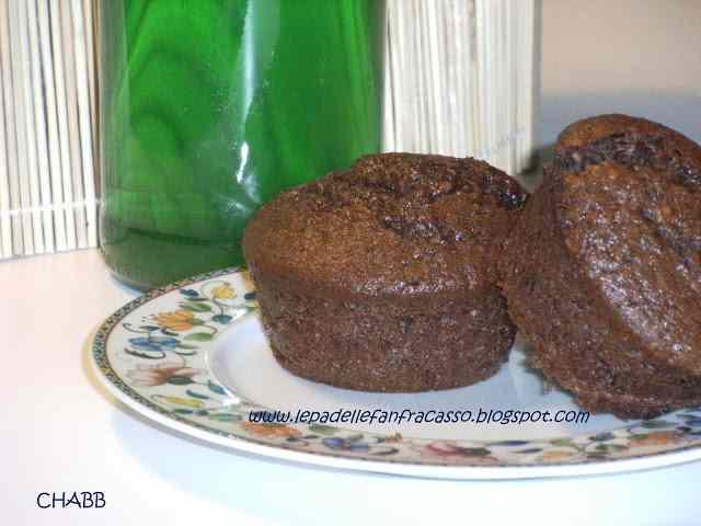 Ricetta: Muffins cioccomenta