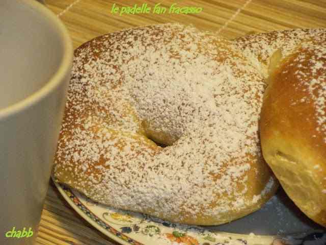 Ricetta: Ciambelline morbidose
