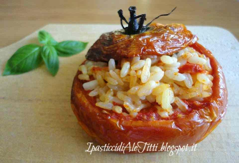 Ricetta: Pomodori col riso