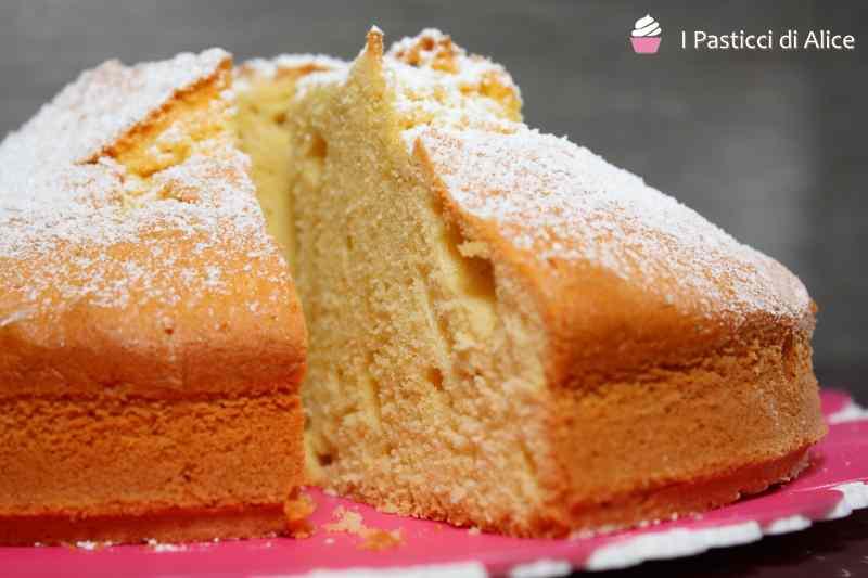 Ricetta: Torta Bianca