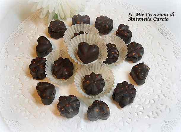 Ricetta: Cioccolatini al riso soffiato
