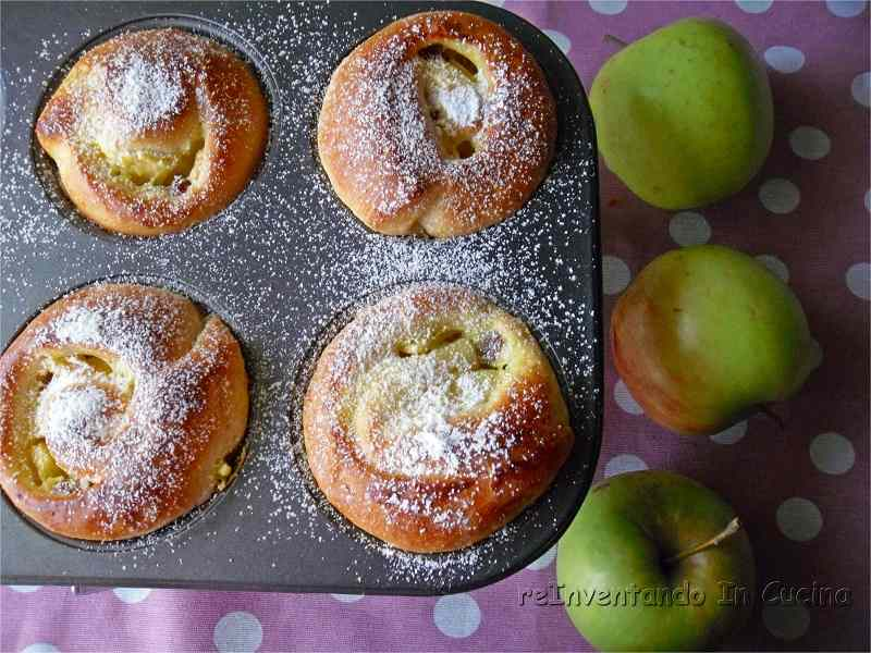 Ricetta: Lumache dolci alle mele