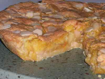 Ricetta: La crostata di mele e mandorle e di Adriano Continisio
