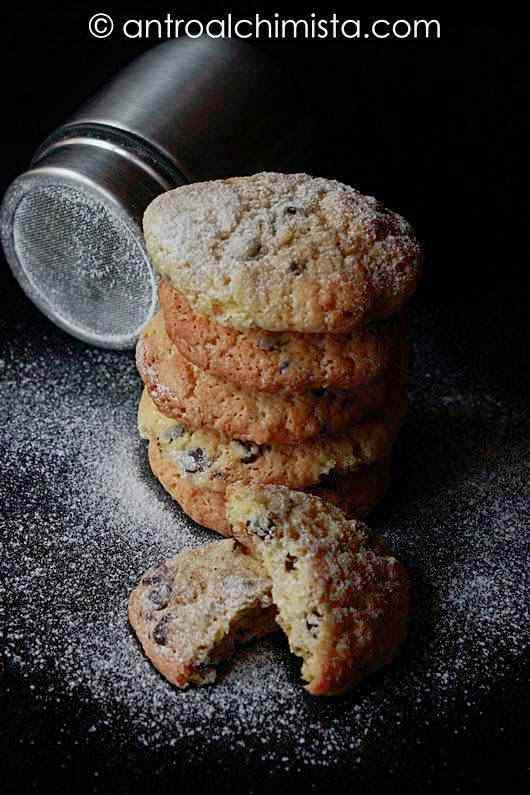 Ricetta: Biscotti con Farina di Avena e Gocce di Cioccolato