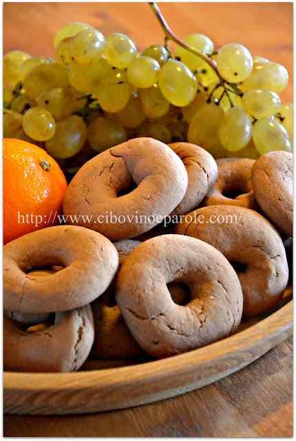 Ricetta: Biscotti greci al mosto