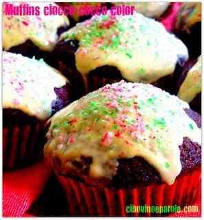 Ricetta: Muffins cioccolato cocco