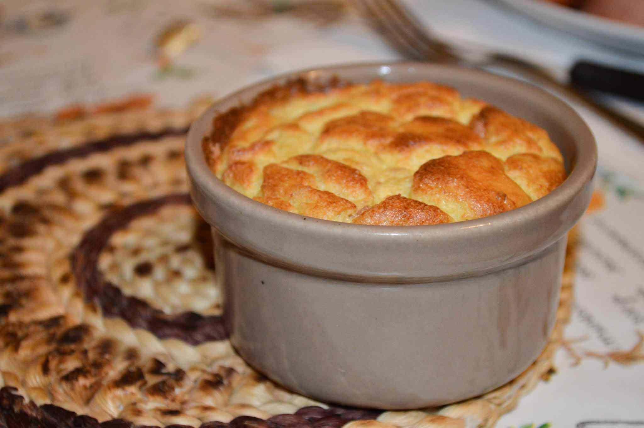 Ricetta: Souffle di patate