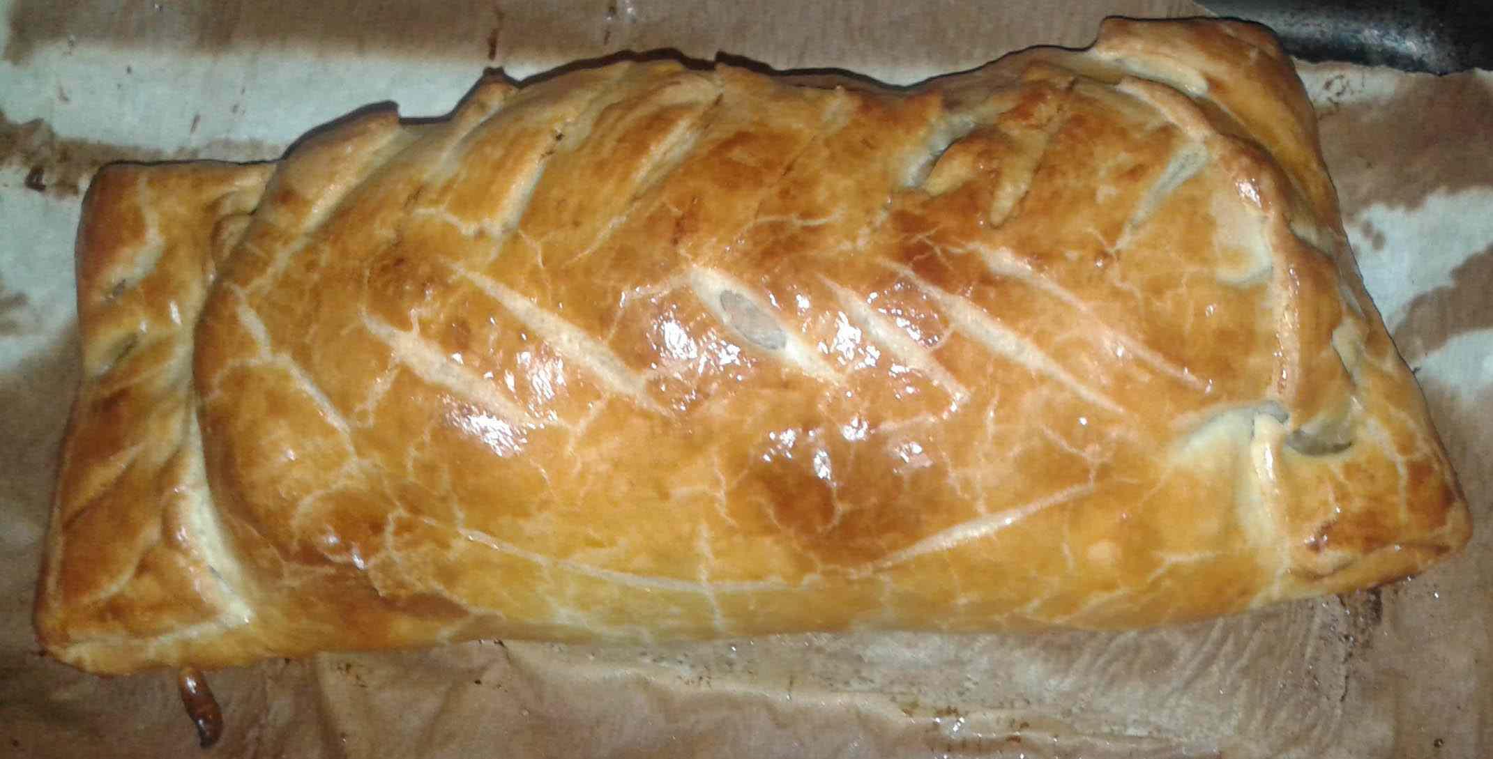 Ricetta: Filetto in crosta