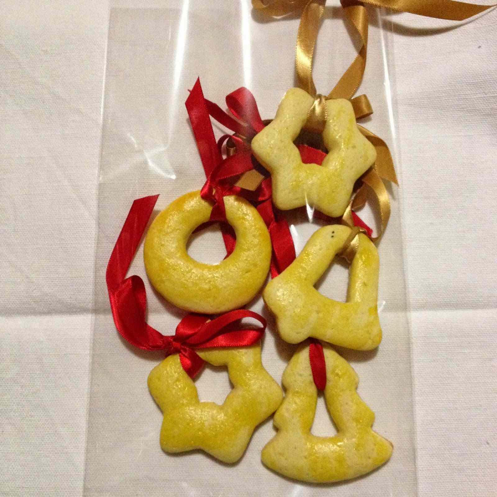 Ricetta: Biscotti per albero di Natale