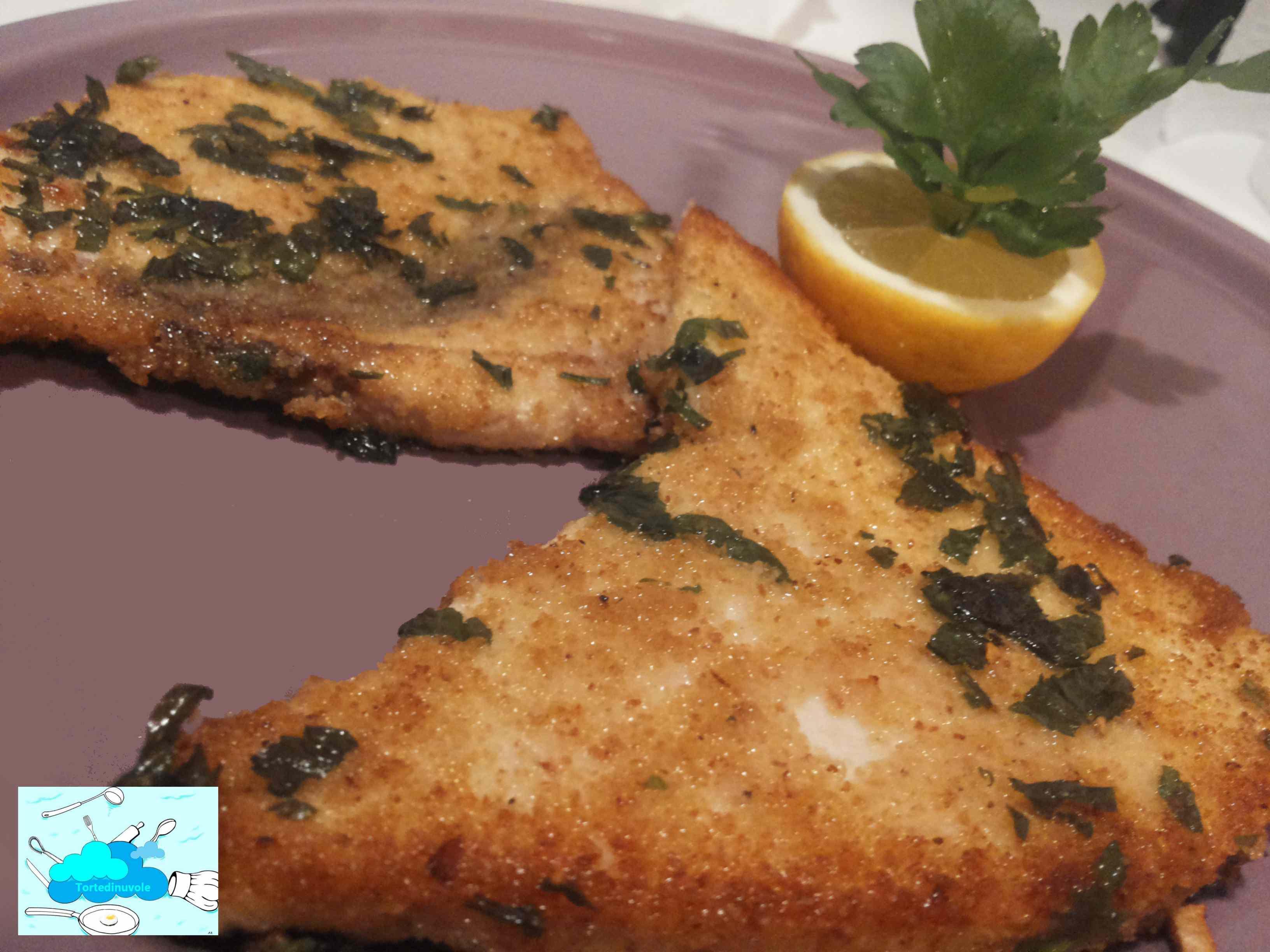 Ricetta: Cotoletta di pesce spada