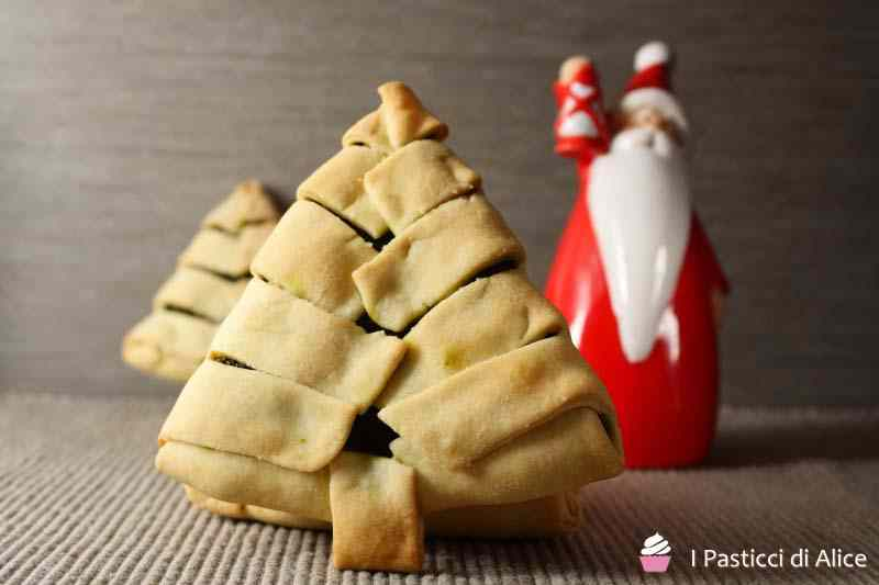 Ricetta: Alberi di Natale Salati