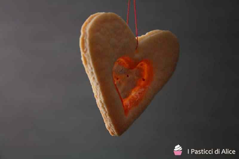 Ricetta: Biscotti con il vetro