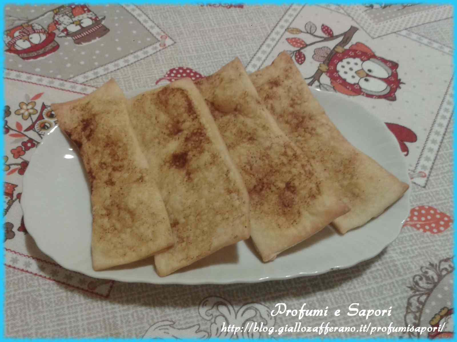 Ricetta: Cracker alla paprika