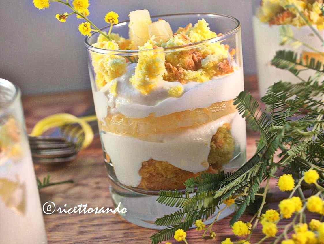 Ricetta: Le mimosette