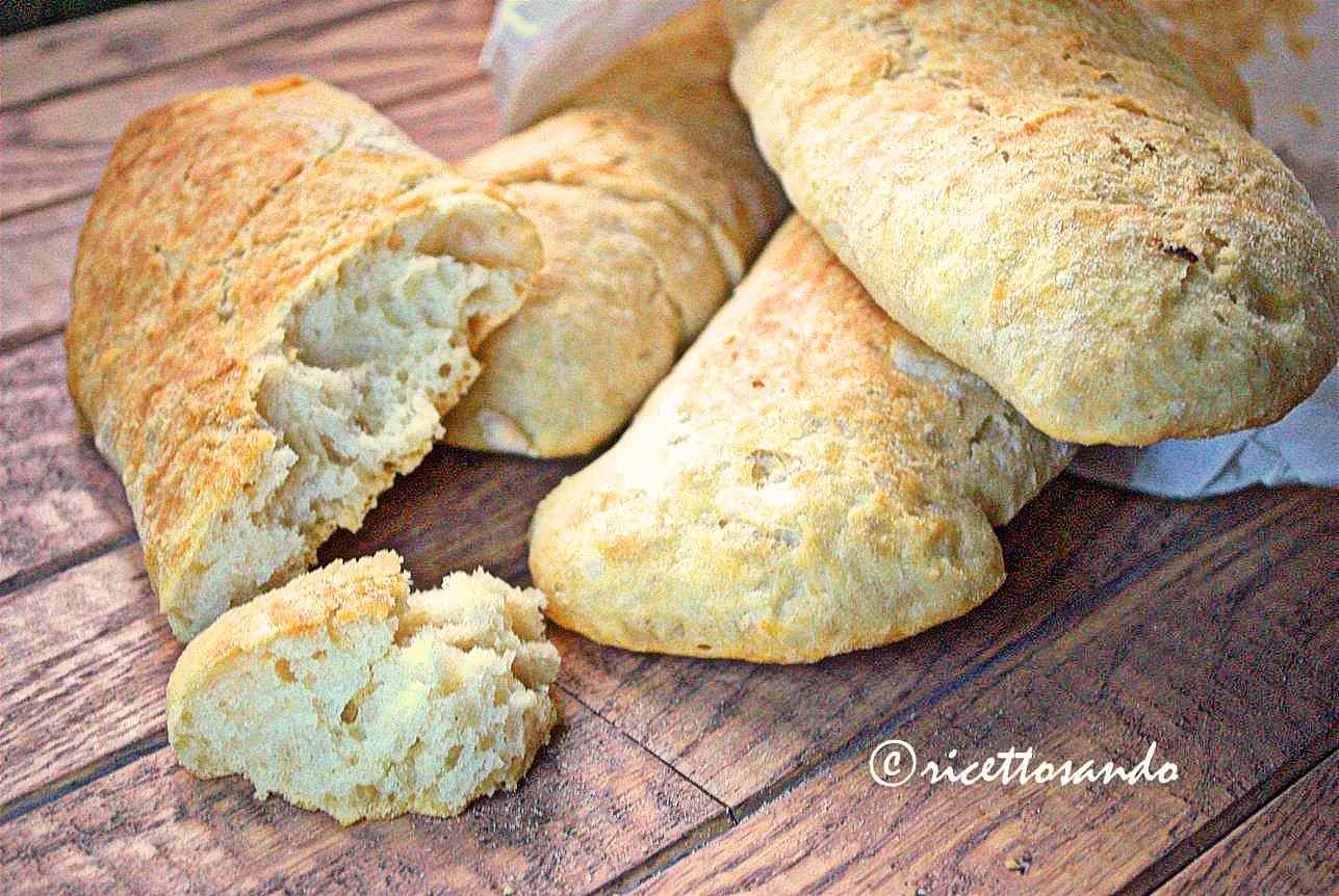 Ricetta: Pane senza impasto le stecche di Jim Lahey con pasta madre