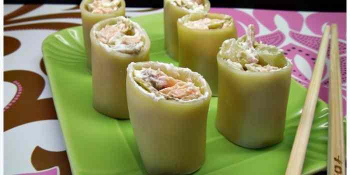 Ricetta: Sushi all'italiana