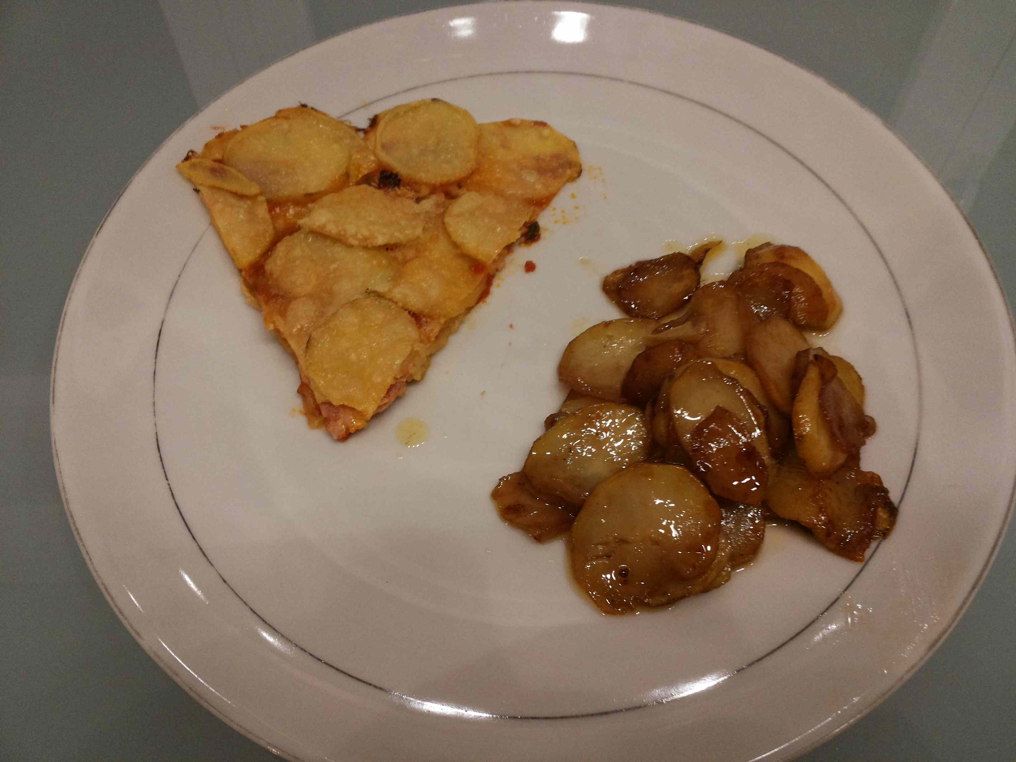 Ricetta: Pizza di patate