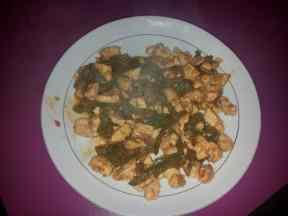 Ricetta: Pollo ai peperoni