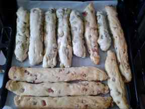 Ricetta: Filoncini di pane