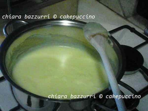 Ricetta: Crema pasticcera