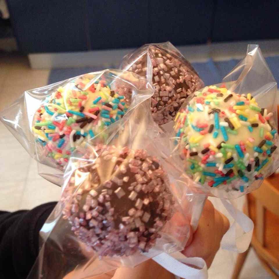 Ricetta: Party Cake Pops